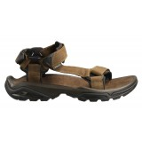 Teva Terra Fi 4 Leather herresandal, Terra Fi 4 Leather herresandal, Bison