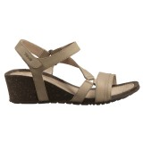 Teva Cabrillo Crossover Wedge damesandal, Cabrillo Crossover Wedge damesandal, Dune