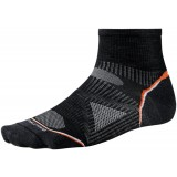 Smartwool PhD Outdoor UL Mini herresok, PhD Outdoor UL Mini herresok, Black 001