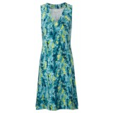 Royal Robbins Essential Blossom Tank Dress kjole, Essential Blossom Tank Dress kjole, Dark Aqua