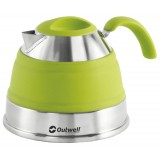 Outwell Collaps Kettle 1,5 liter, Collaps Kettle 1,5 liter, Green