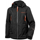 Didriksons Ken Boy's Jacket drengejakke, Ken Boy's Jacket drengejakke, Black 060/Red