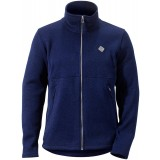 Didriksons Crave Jacket herrefleece, Crave Jacket herrefleece, Navy 039