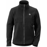 Didriksons Crave Jacket herrefleece, Crave Jacket herrefleece, Black 060