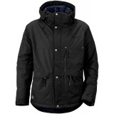 Didriksons Escape Jacket herrejakke, Escape Jacket herrejakke, Black 060