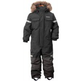 Didriksons Migisi Kids Coverall flyverdragt, Migisi Kids Coverall flyverdragt, Black 060