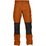 Fjällräven Vidda Pro Trousers Regular bukser, Vidda Pro Trousers Regular bukser, Autumn Leaf/Dark Grey