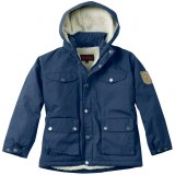 Fjällräven Greenland Winter Kids vinterjakke, Greenland Winter Kids vinterjakke, Blueberry