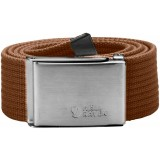 Fjällräven Canvas Belt bælte, Canvas Belt bælte, Chestnut