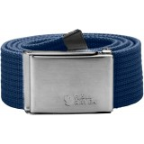 Fjällräven Canvas Belt bælte, Canvas Belt bælte, Blueberry