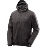 Haglöfs Critus Jacket Gore-Tex Men regnjakke, Critus Jacket Gore-Tex Men regnjakke, True Black