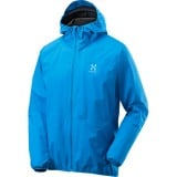Haglöfs Critus Jacket Gore-Tex Men regnjakke, Critus Jacket Gore-Tex Men regnjakke, Gale Blue