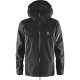 Haglöfs Gira Jacket Men skijakke, Gira Jacket Men skijakke, True Black
