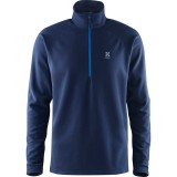 Haglöfs Astro II Top Men herrefleece, Astro II Top Men herrefleece, Deep Blue