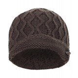 The North Face Side Cable Beanie hue, Side Cable Beanie hue, Graphite Grey