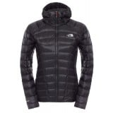 The North Face Quince Pro Hooded Jacket WMS dunjakke, Quince Pro Hooded Jacket WMS dunjakke, Tnf Black