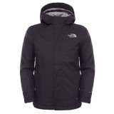The North Face Youth Snowquest Jacket drengejakke, Youth Snowquest Jacket drengejakke, Tnf Black