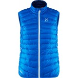 Haglöfs Essens III Down Vest Women dunvest, Essens III Down Vest Women dunvest, Vibrant Blue/Hurricane