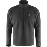 Haglöfs Astro II Top Men herrefleece, Astro II Top Men herrefleece, True Black