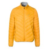 Me°ru' Gander II Down Jacket Men dunjakke, Gander II Down Jacket Men dunjakke, Gold/Platinum