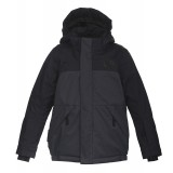 Ticket to Heaven Mall Jacket drengejakke, Mall Jacket drengejakke, 9401 Urban Grey/Black