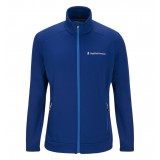 Peak Performance Trigger Zip Men herrefleece, Trigger Zip Men herrefleece, 26T Electric Blue/24A Cobalt