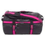 The North Face Base Camp Duffel XS 33 liter, Base Camp Duffel XS 33 liter, TNF Black/Luminous Pink