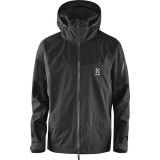 Haglöfs Couloir V Jacket skijakke, Couloir V Jacket skijakke, True Black