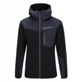 Peak Performance Tebulos Zip Hood herrefleece, Tebulos Zip Hood herrefleece, 2T6 Deep Well