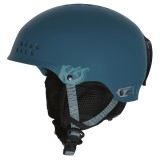 K2 Phase Pro Men Helmet w/K2 Dialed Fit skihjelm, Phase Pro Men Helmet w/K2 Dialed Fit skihjelm, Navyblue