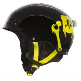 K2 Entity Jr. Helmet W/K2 Dialed Fit skihjelm, Entity Jr. Helmet W/K2 Dialed Fit skihjelm, Black