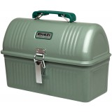 Stanley   Classic Lunch Box 5,2 liter madkasse,   Classic Lunch Box 5,2 liter madkasse, Green