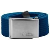 Fjällräven Canvas Belt bælte, Canvas Belt bælte, Lake Blue