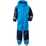 Didriksons Coverman Kid's Coverall regntøj, Coverman Kid's Coverall regntøj, Sharp Blue 332