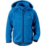 Didriksons Etna Kid's Jacket fleece, Etna Kid's Jacket fleece, Sharp Blue 332