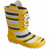 Didriksons Splashman Printed Kid's Boot gummistøvler, Splashman Printed Kid's Boot gummistøvler, Striped Aluminium 094
