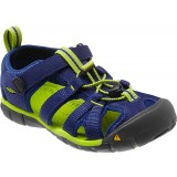 Keen Seacamp II CNX Youth børnesandal, Seacamp II CNX Youth børnesandal, BLUE DEPTHS/LIM