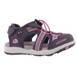 Viking Thrill børnesandal, Thrill børnesandal, Purple/Pink 01609