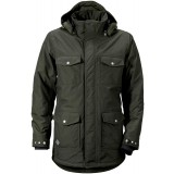 Didriksons Patch Jacket herrejakke, Patch Jacket herrejakke, Stone Green 159