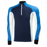 Helly Hansen HH Warm Freeze 1/2 Zip undertrøje, HH Warm Freeze 1/2 Zip undertrøje, 520 Cobalt Blue