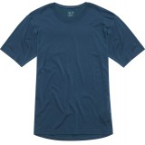 Haglöfs Gully Tee Men herre uld T-shirt, Gully Tee Men herre uld T-shirt, Blue Ink