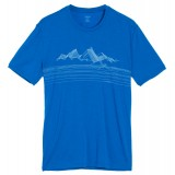 Icebreaker Tech Lite SS Crewe Approach T-shirt, Tech Lite SS Crewe Approach T-shirt, Awesome