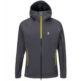 Peak Performance Shield Jacket regnjakke, Shield Jacket regnjakke, Grey Sky