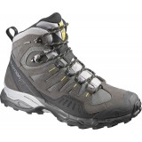 Salomon Conquest GTX vandrestøvle, Conquest GTX vandrestøvle, Grey/Grey/Yellow