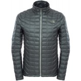 The North Face Thermoball Full Zip Jacket herrejakke, Thermoball Full Zip Jacket herrejakke, Spruce/Laurel/Cirrus