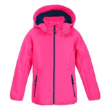 Ticket to Heaven Kristar Softshell Jacket børnesoftshell, Kristar Softshell Jacket børnesoftshell, 2187 Shiny Pink