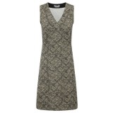 Royal Robbins Essential Tie-Diamond Dress kjole, Essential Tie-Diamond Dress kjole, Taupe