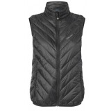 Me°ru' White Rock Vest Light Women damevest, White Rock Vest Light Women damevest, Black