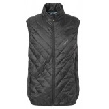 Me°ru' White Rock Vest Light herrevest, White Rock Vest Light herrevest, Black