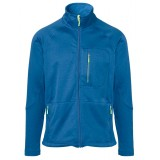 Me°ru' Cannes Fleece Men herrefleece, Cannes Fleece Men herrefleece, Denim